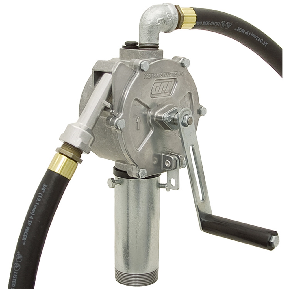 Hand Pump  K2 Semi Rotary Hand Pump