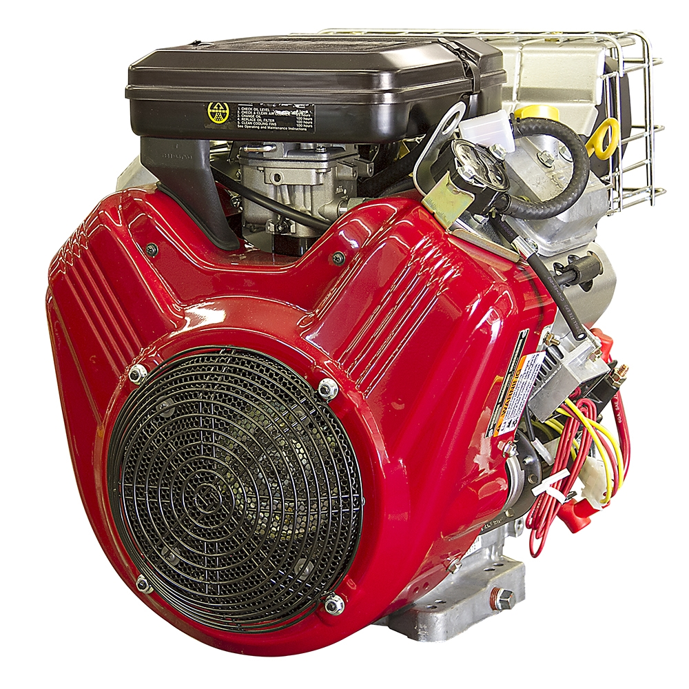 18 HP 356447-0271G1 Briggs Vanguard Engine | Horizontal Shaft ...