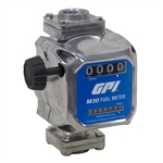 "5-30 GPM Flow Range MR530 1"" NPT Fuel Meter"