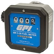 "5-30 GPM Flow Range MR530 3/4"" NPT Fuel Meter"