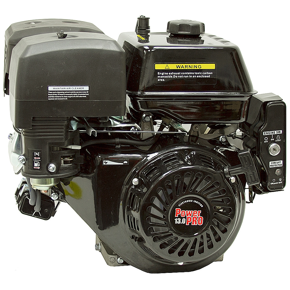 13 HP Powerpro HY390 ES/RS Engine Carb/EPA Cert | Horizontal Shaft