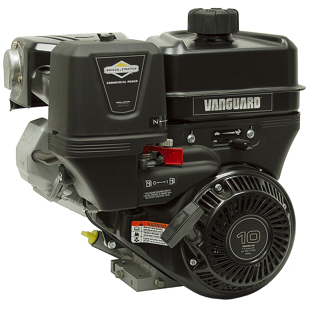 305cc 10 HP Briggs & Stratton Vanguard Engine