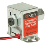 12 VDC FACET 40104 ELECTRONIC FUEL PUMP
