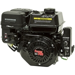 205cc 6.5 HP Powerpro Engine 2541-0046 w/Threaded Shaft and Electric start