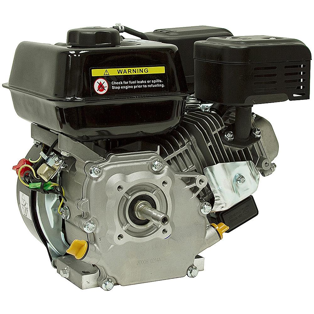 6 5 Hp Hy200 Powerpro Engine W Threaded Shaft Horizontal
