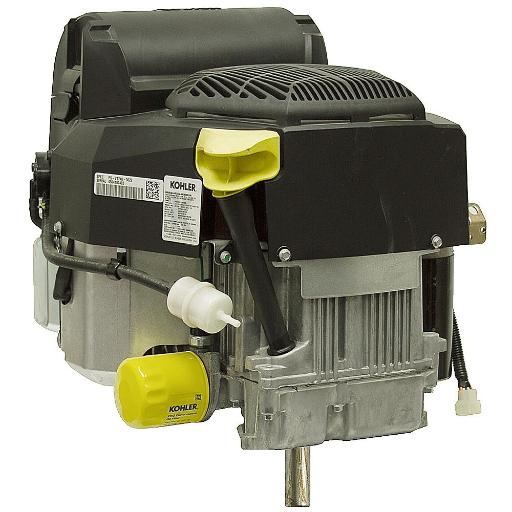 25 Hp Kohler Zt740 Vertical Engine Vertical Shaft