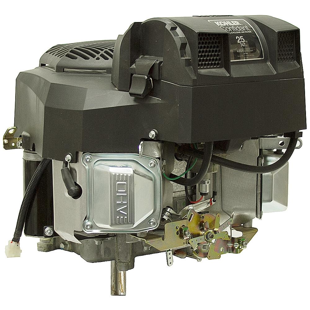 25 HP Kohler ZT740 Vertical Engine   Vertical Shaft ...