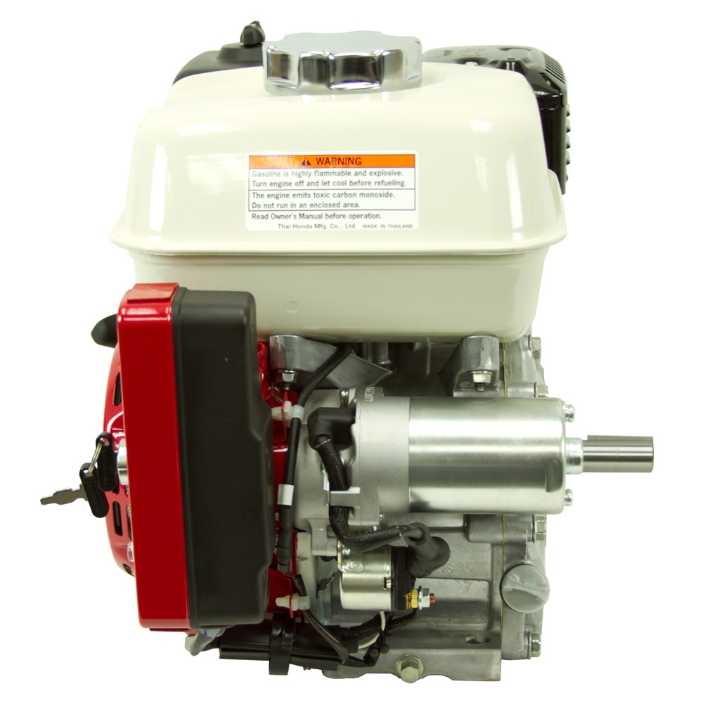 4 8 hp 163cc gx160 honda gx160ut2qxe2 engine w electric start rh surpluscenter com Honda GC160 Honda GX160 Carb