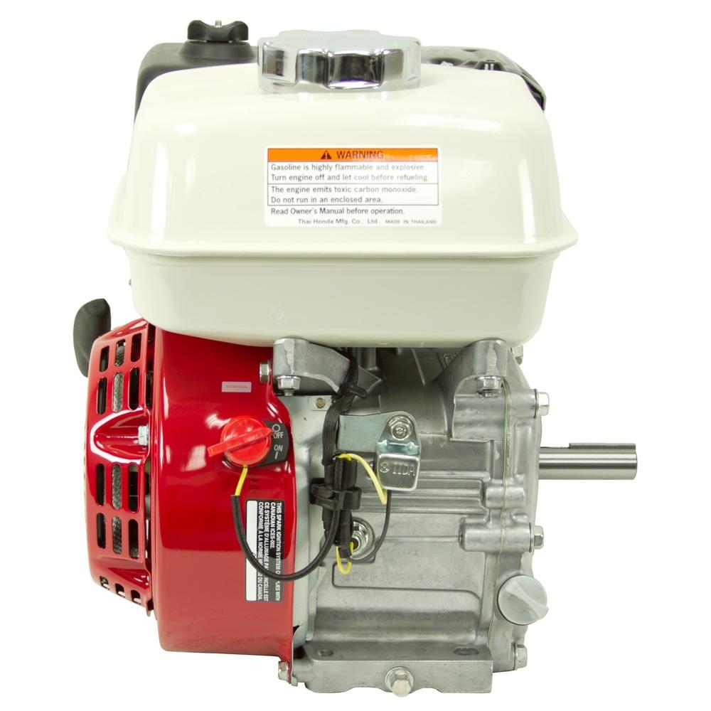 4.8 HP 163cc GX160 Honda GX160UT2QX2 Engine - Alternate 1
