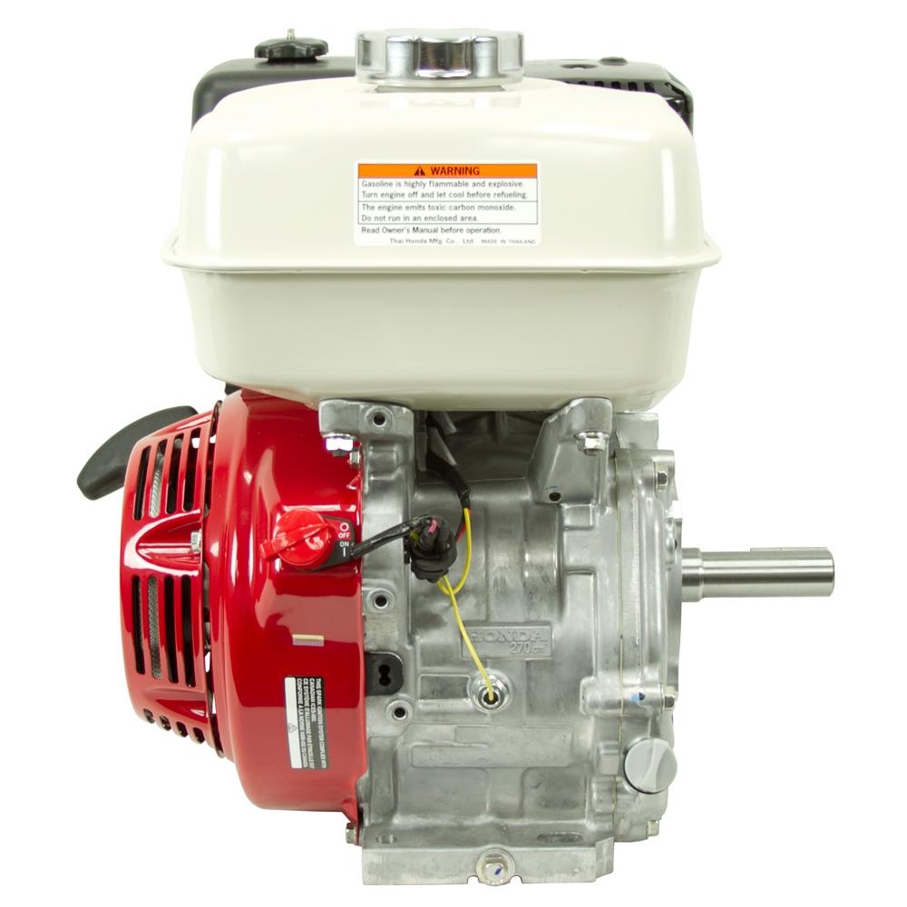 8.5 HP 270cc GX270 Honda GX270UT2QA2 Engine
