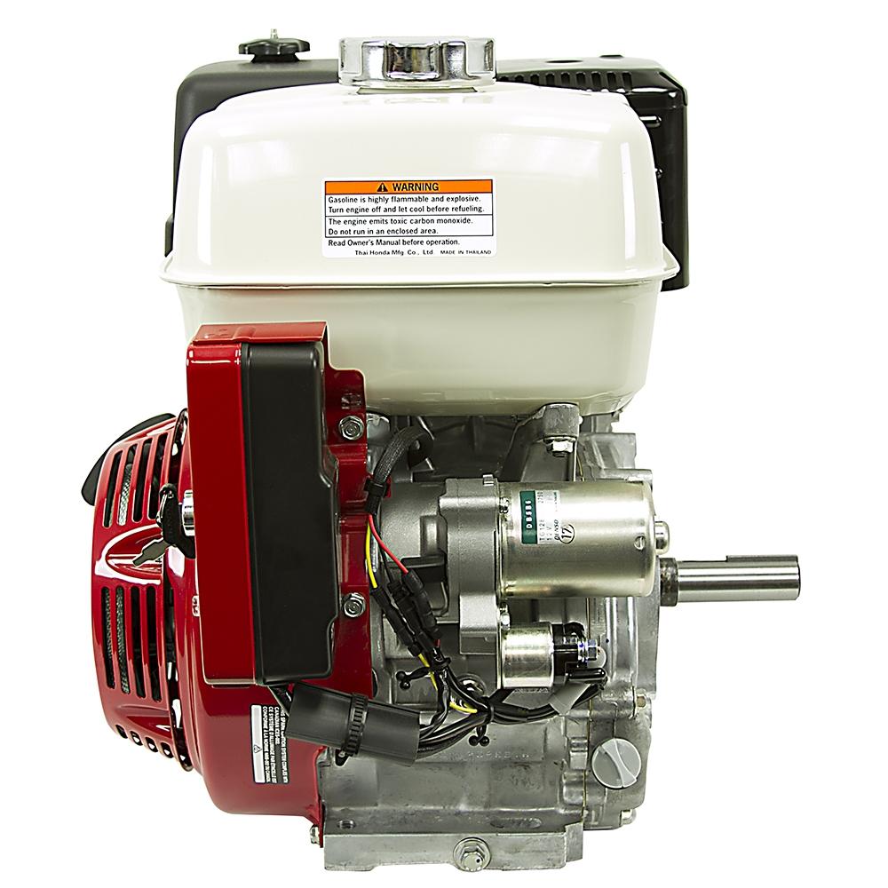 11 7 Hp 389cc Gx390 Honda Gx390ut2qae2 Engine W  Electric
