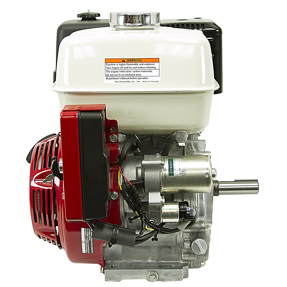 389cc 11 7 HP Honda Engine GX390 w/Electric Start | Honda