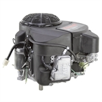 726cc 21.5 HP Kawasaki Vertical Shaft Engine w/Muffler FR651V
