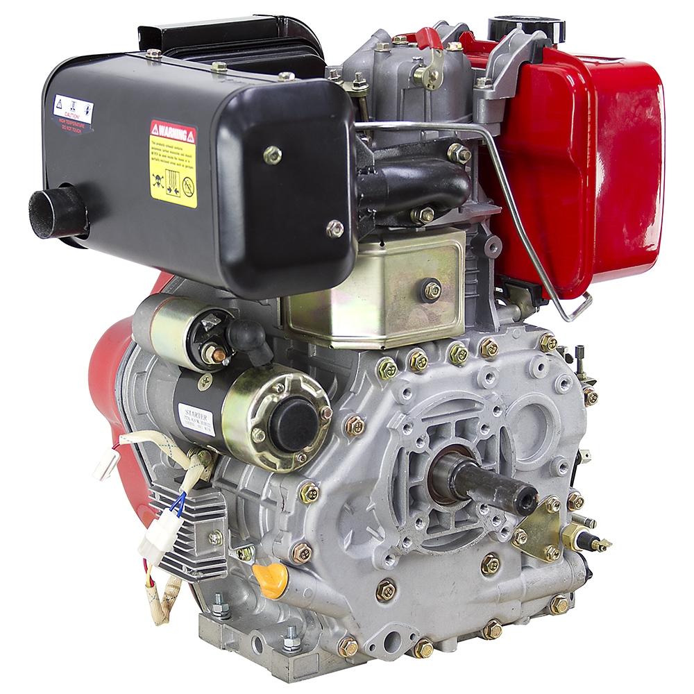 8 Hp 418 Cc Jd186e Air Cooled Diesel Engine