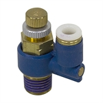 Nihon Pisco JSS 1/4-02A Air Flow Control Valve