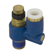 Nihon Pisco JSS 1/4-01B Air Flow Control Valve