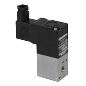 24 Volt DC Normally Open (NO) Humphrey Solenoid Air Valve H050-LE1-01-11-3924V