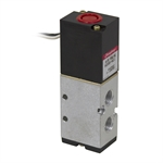 240 Volt AC 4-Way 2-Pos Humphrey Solenoid Air Valve H200-4E1