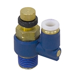 Nihon Pisco JSS -1/4-02B Air Flow Control Valve