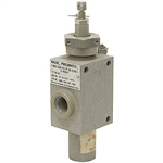 3 WAY MANUAL AIR VALVE