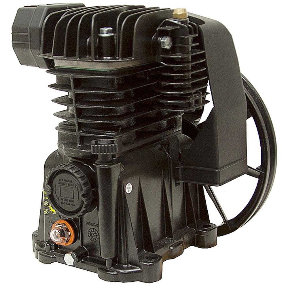 12.9 CFM AIR COMPRESSOR SINGLE STAGE 3 HP | Belt Driven