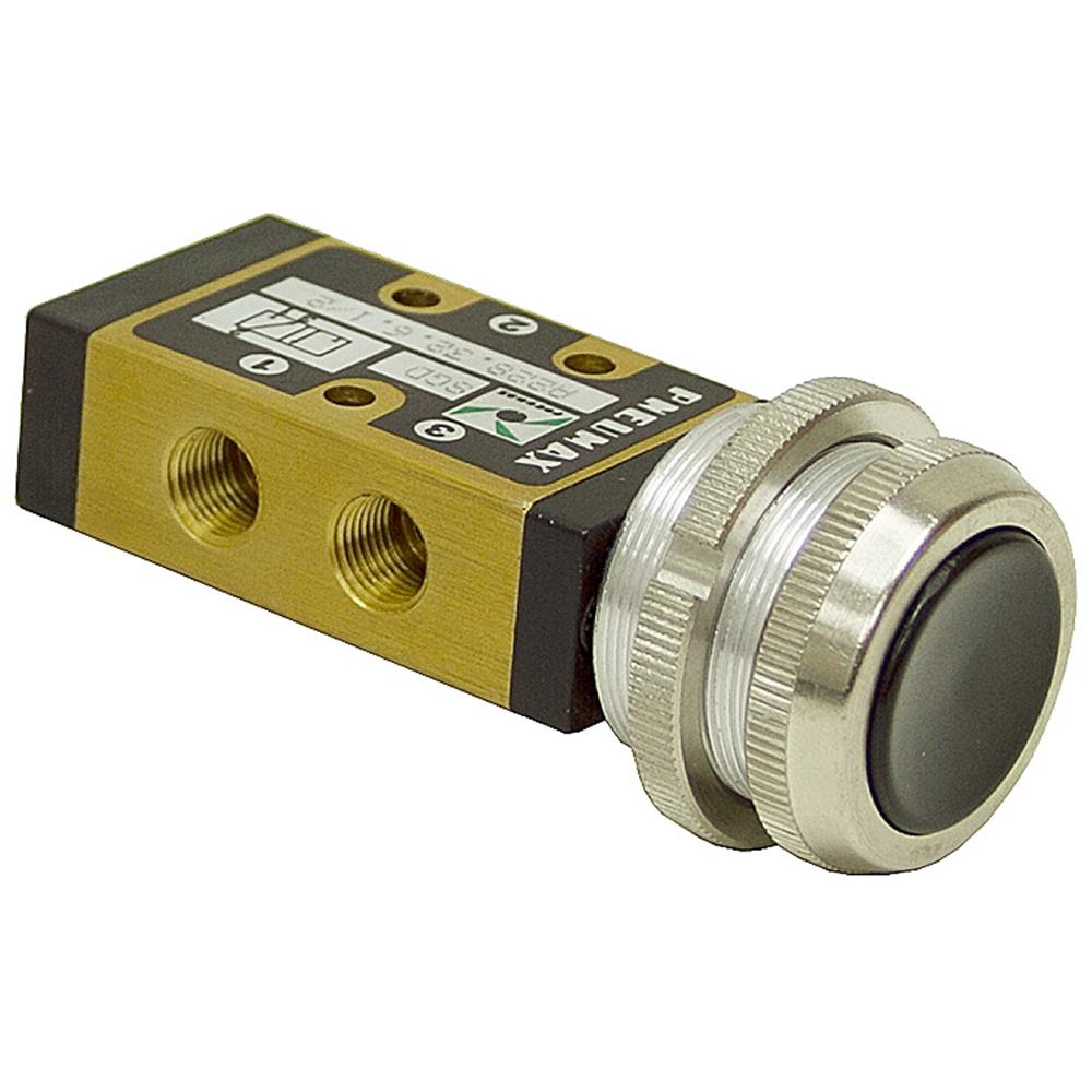 Pushbutton 3 Way Air Valve Pneumax Sgd Manual Directional 4 Push Button Switch Alternate 1