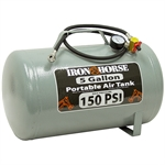 5 Gallon IHCT05 Portable Air Carry Tank Iron Horse