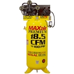 5 HP 18.5 CFM 60 Gal Maxair C5160V1MAP Compressor