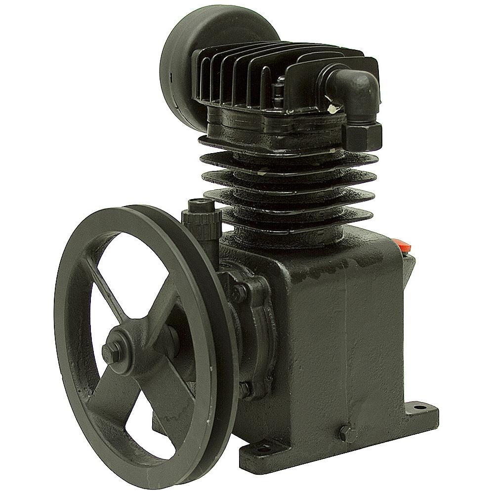 3 7 Cfm 90 Psi Belt Drive Air Compressor Belt Driven