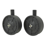 PAIR OF AIR COMPRESSORS FILTERS