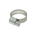 "1/4"" Mini Hose Clamp"