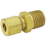 "Coupling Compression 1/4"" NPTM x 5/16"" Tubin 68-54"
