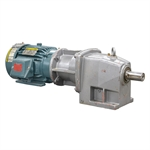3 HP 1775 RPM 460 Volt AC 3Ph Baldor Electric Gearmotor
