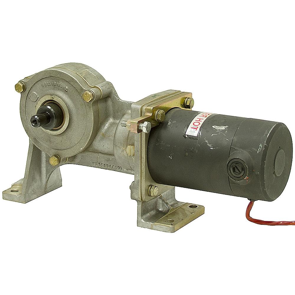 128 Rpm 36 Vdc Magnetek Lh Gearmotor Dc Gearmotors Dc