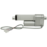 "1.96"" Stroke 110 lbs 12 Volt DC Linear Actuator With Sensor"