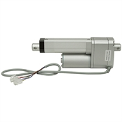 "1.97"" Stroke 110 lbs 12 Volt DC Linear Actuator With Sensor GlideForce LACT2P"