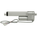 "3.94"" Stroke 110 lbs 12 Volt DC Linear Actuator With Sensor GlideForce LACT4P"