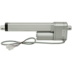 "5.91"" Stroke 110 lbs 12 Volt DC Linear Actuator With Sensor GlideForce LACT6P"