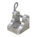Linear Actuator Mounting Bracket - Light Duty Aluminum