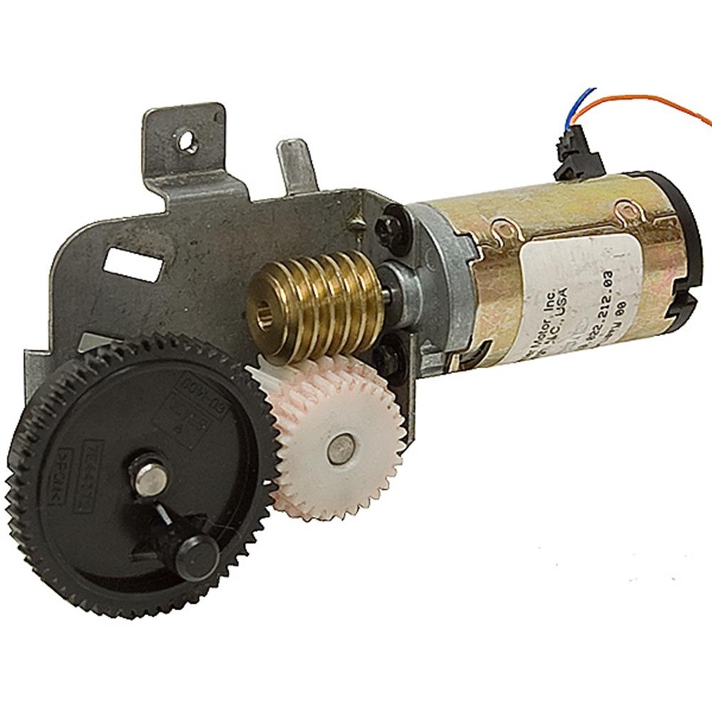 48 Rpm 12 Vdc Motor W Gear Assy Dc Gearmotors Dc