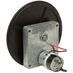 45 RPM 24 Volt DC Gearmotor w/Drive Wheel - Alternate 1
