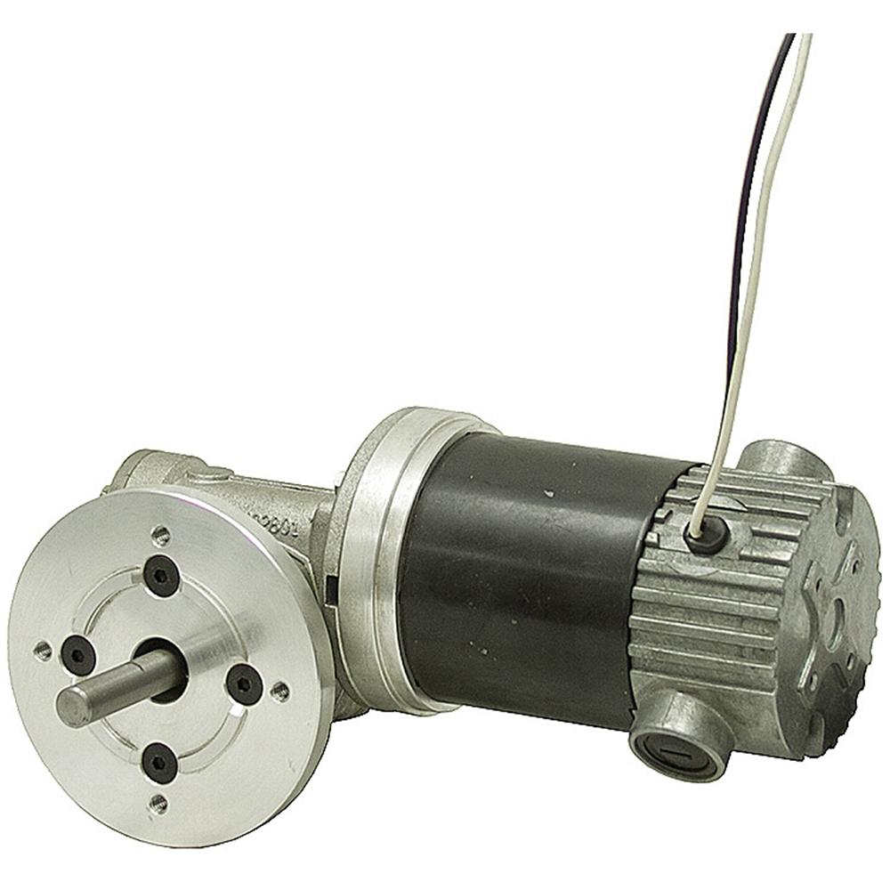 138 Rpm 24 Vdc Bison Gearmotor Left Side Output Dc
