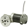 138 RPM 24 VDC BISON GEARMOTOR LEFT SIDE OUTPUT