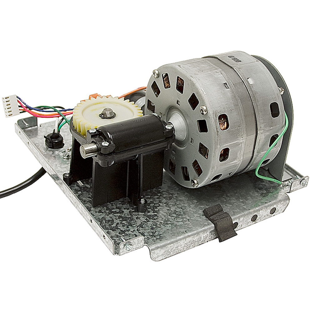 110 rpm 115 vac garage door opener gearmotor ac for Electric motor for garage door