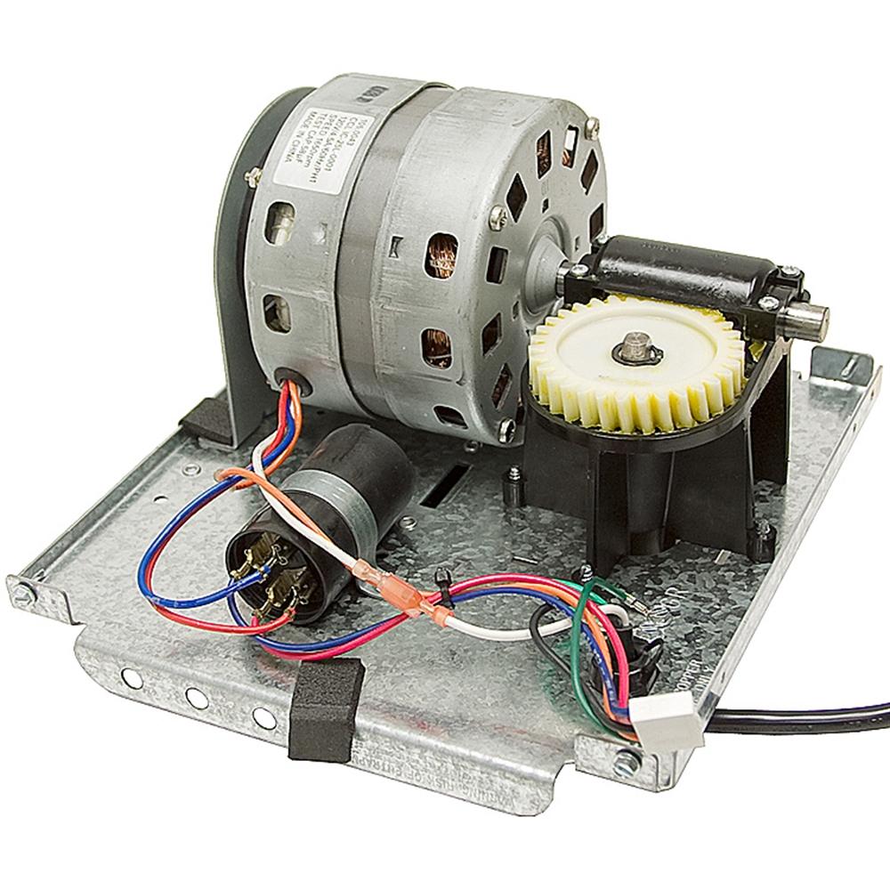 110 rpm 115 vac garage door opener gearmotor ac for Garage door opener dc motor