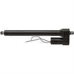 "12.05"" Stroke 500 lbs 12 Volt DC Linear Actuator GlideForce LACT12-500A"
