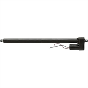 "18.07"" Stroke 500 lbs 12 Volt DC Linear Actuator GlideForce LACT18-500A"