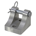 ID Series Linear Actuator Mounting Bracket - Aluminum GlideForce LA-ID-BRACKET