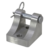 ID Series Linear Actuator Mounting Bracket - Aluminum