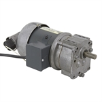 59 RPM 115 Volt AC Inline Gearmotor Hired Hand 3017-0113